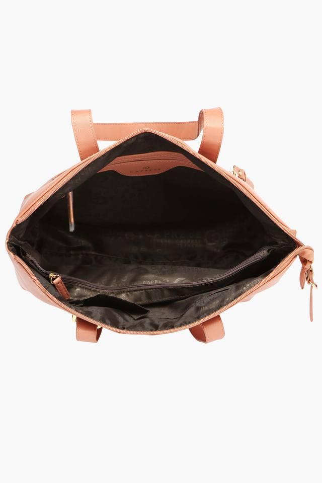 d0c91f8390d Buy CAPRESE Womens Zeta Zipper Closure Shoulder Bag   Shoppers Stop