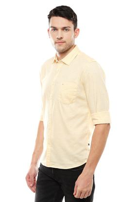 PARX - YellowCasual Shirts - 2