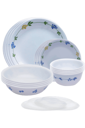 CORELLE Dinner Set (Set Of 16) - Secret Garden