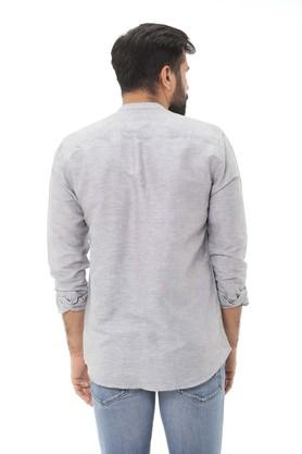 LIFE - Grey Casual Shirts - 1
