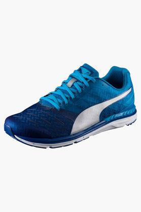 PUMA Mens Mesh Lace Up Sports Shoes  ... - 202132763