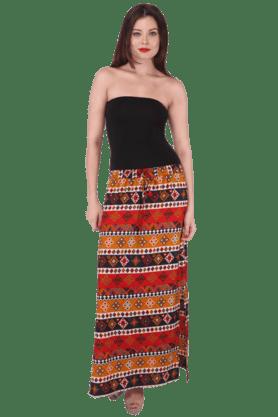 PURYSWomen Polyester Skirt - 200376895
