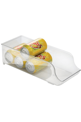 INTERDESIGN Fridge Binz - Soda Can Organizer
