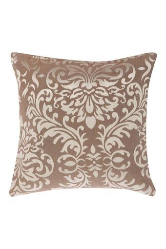 HOME -  Brown Cushion Cover - Main