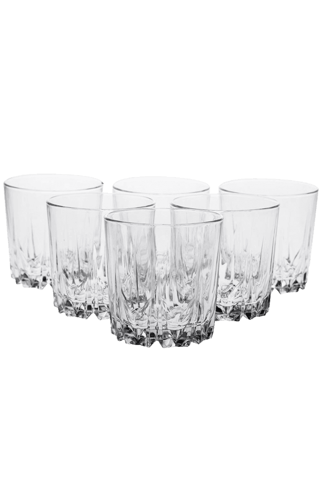 Whisky Glass - Karat (Set Of 6)