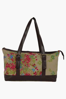 PICK POCKETWomens Zipper Closure Shoulder Bag - 202332833