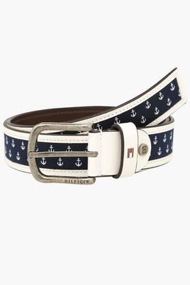TOMMY HILFIGER Mens Casual Buckle Closure Belt - 201643930