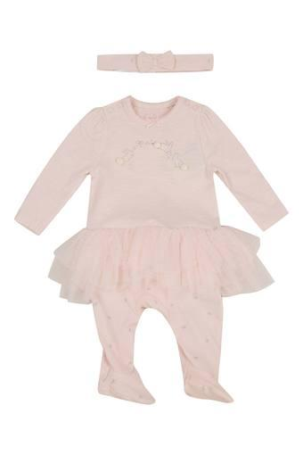 MOTHERCARE -  PinkSleepsuits & Rompers - Main