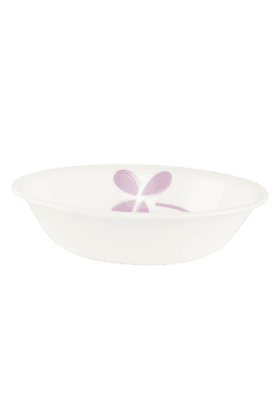CORELLE Asia Warm Pansies (Set Of 6) - Vegetable Bowl