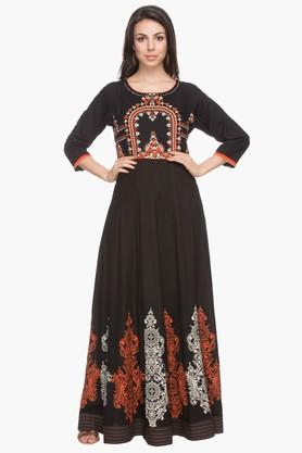 Womens Anarkali Kurta