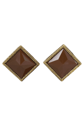 JAZZ Drop Earring�in Coffee Colour