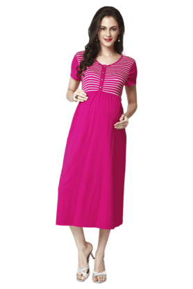 NINE MATERNITYNursing Dress