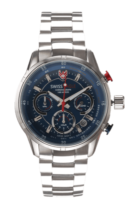 SWISS EAGLE Mens Chronograph Watch - 201008237_9999