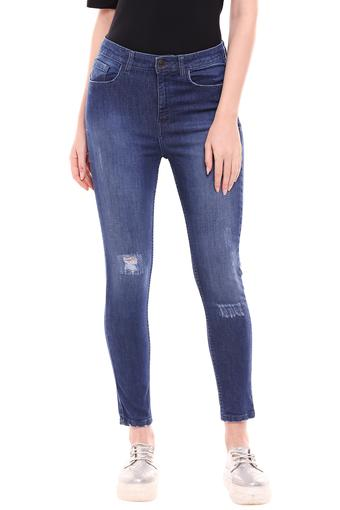 JEALOUS 21 -  Indigo Jeans & Jeggings - Main