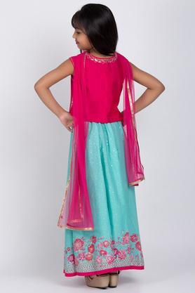 BIBA GIRLS - PinkIndianwear - 1