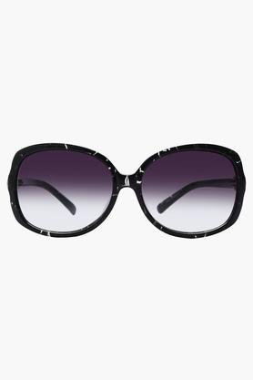 Womens Full Rim Oversized Sunglasses