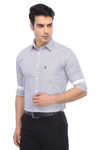 U.S. POLO ASSN. FORMALS -  Blue Shirts - Main
