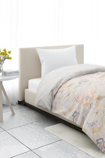 Floral Printed Single Comforter