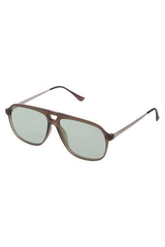 Mens Aviator UV Protected Sunglasses - NG-GM1025C03