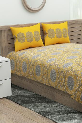 IVY -  Yellow Bed Sheets - Main