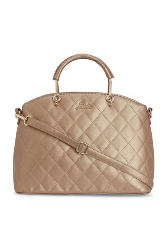 LAVIE -  Gold Satchel - Main