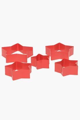 Star Cookie Cutter - Set Of 5