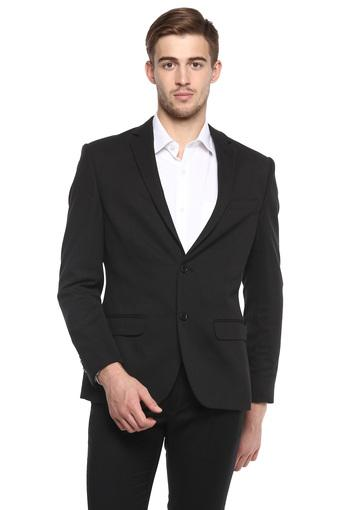 VETTORIO FRATINI -  Black Suits & Blazers & Ties - Main