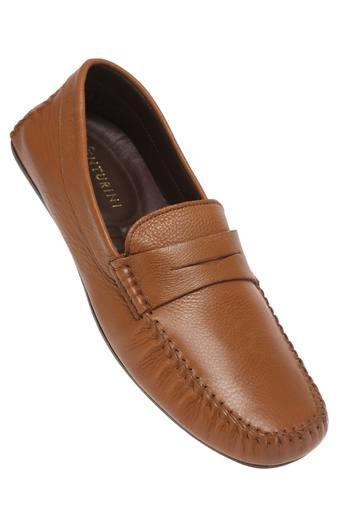 VENTURINI -  TanCasual Shoes - Main