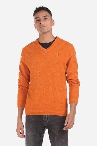 ARROW SPORT -  OrangeSweaters - Main