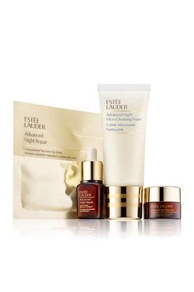 Advance Night Repair + Renew Wake Up To Radiant, Youthful - Looking Skin Set