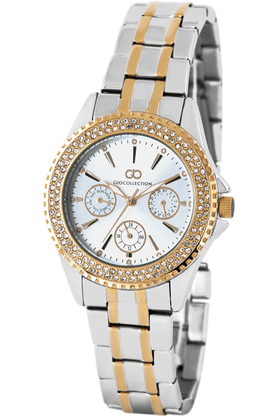 GIORDANO Womens White Dial Watch - G2009-44