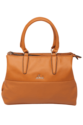Womens 2 Compartment Large Tote Handbag