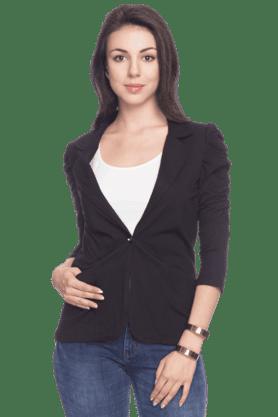 ELLIZA DONATEINWomen 3/4th Sleeves Formal Jacket