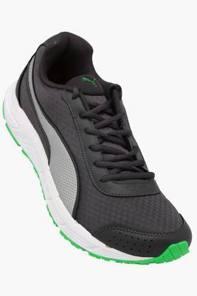 PUMAMens Mesh Lace Up Sports Shoes - 202342709_9900