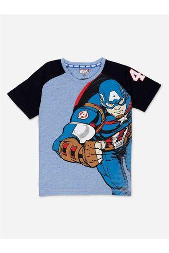 KIDSVILLE -  BlueT-Shirts - Main