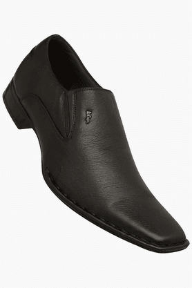 Mens Leather Slipon Formal Shoe