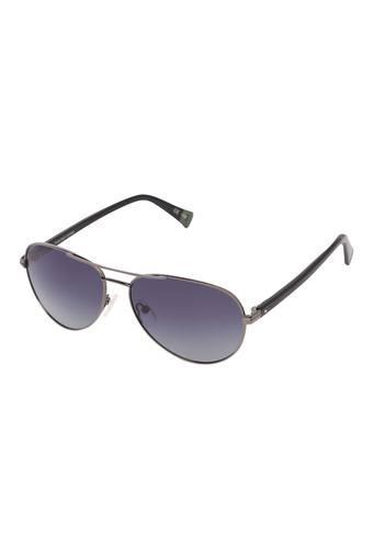 Mens Aviator UV Protected Sunglasses - NIMS719C1PSG