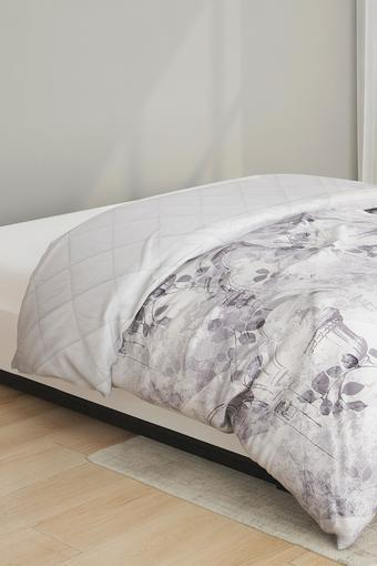SPACES -  GreyDuvets & Quilts & Comforters - Main