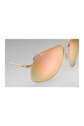 Unisex Aviator UV Protected Sunglasses - RB3587
