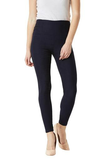 MISS CHASE -  Navy Jeans & Leggings - Main