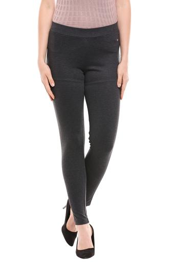 ALLEN SOLLY -  Black Jeans & Leggings - Main