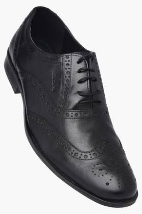 Mens Lace Up Leather Smart Formal Shoe