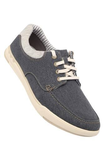 CLARKS -  NavyCasual Shoes - Main