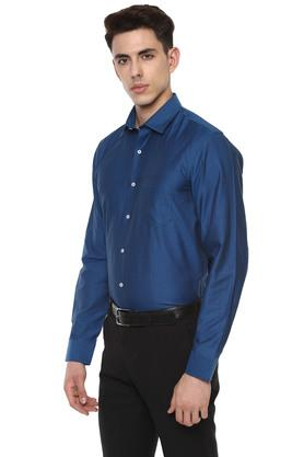 RS BY ROCKY STAR - TealFormal Shirts - 2