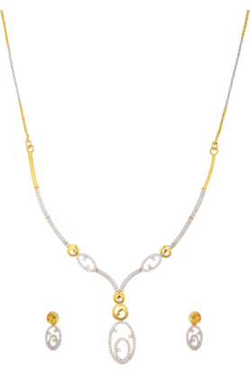 TUANUniquely Designer Jewel Set For Women (INK-714) (Use Code FB20 To Get 20% Off On Purchase Of Rs.1800)