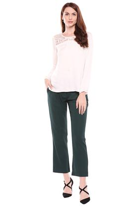 RS BY ROCKY STAR - Bottle GreenTrousers & Pants - 3