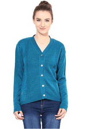 THE VANCA Women Woollen Sweater