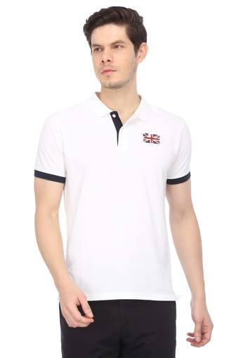 PEPE -  WhiteT-Shirts & Polos - Main