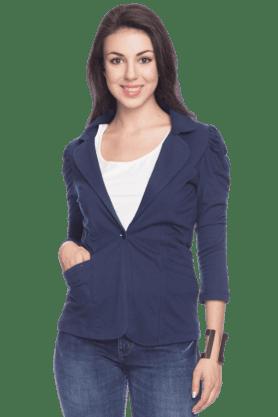Women 3/4th Sleeves Formal Jacket