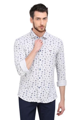 LOUIS PHILIPPE SPORTS -  Light GreyShirts - Main